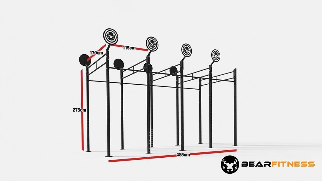 pull up rigs auto electrical wiring diagramoutdoor rig 8 pull up target u2013 bear fitness