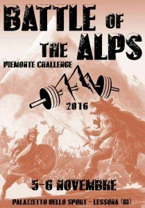 battle of the alps