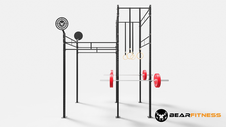 Floor rig ring mu 100 170 100 bear fitness for 100 floor 84