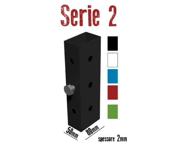 SERIE 2 Modular RIG