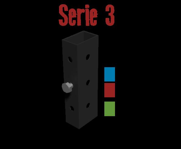 Serie 3 Modular Rig