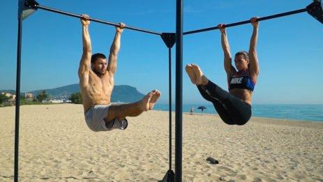 Come mantenere la forma fisica durante le vacanze