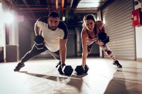 Coppie che si allenano: 7 motivi per i quali è meglio così