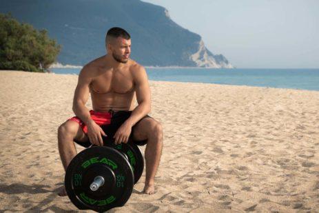 Allenare outdoor la forza per il proprio sport. Parte 2.