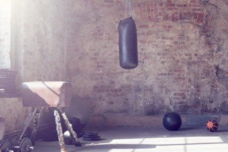 Riesci a immaginare una sala pesi vuota?